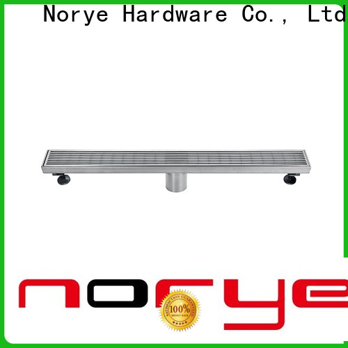 Norye toilet floor drain best supplier for washrooms