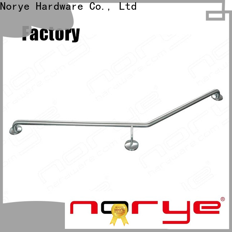 Norye practical commercial grab bars factory direct supply for home use