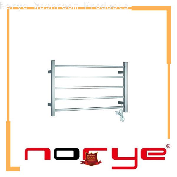 Norye oem bathroom heated towel rail best manufacturer for hotel