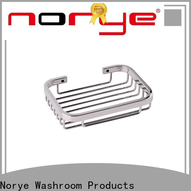 Norye latest glass bathroom shelf manufacturer for home