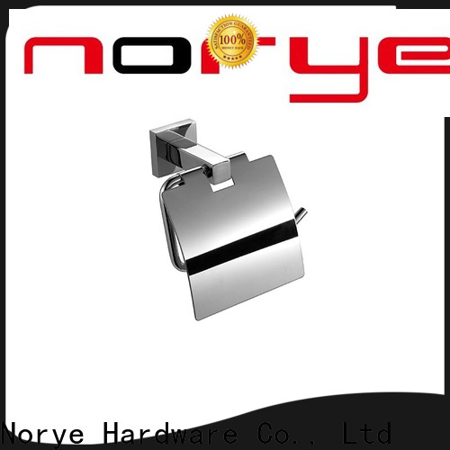 Norye hotel stainless steel bathroom accessories best manufacturer for home use