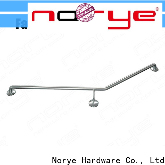 top selling stainless steel grab handles disabled with soap dish for home use