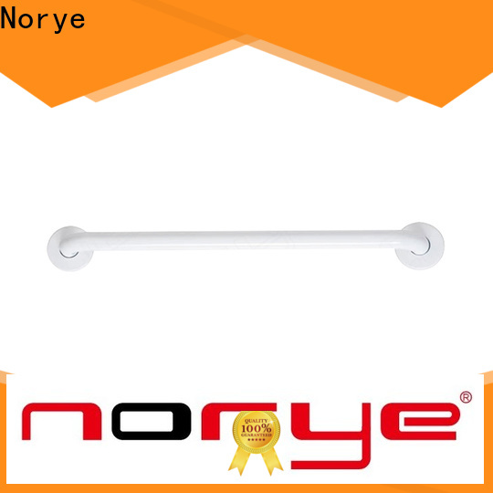 hot selling stainless steel handicap grab bar white coated for bathroom