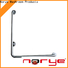 Norye durable stainless steel handicap rails with soap dish for hotel