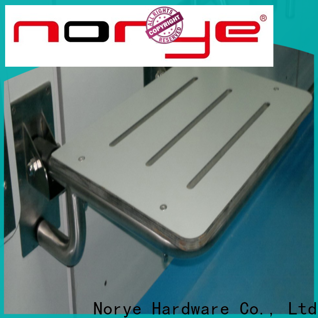 Norye stainless steel shower bench with good price for home use