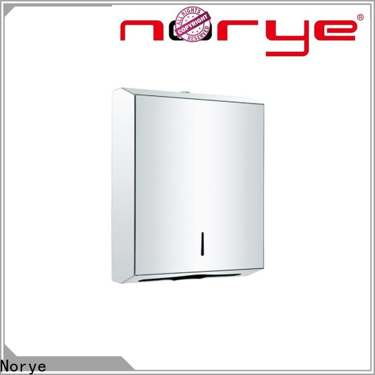 Norye steel paper towel dispenser wholesale for bathroom