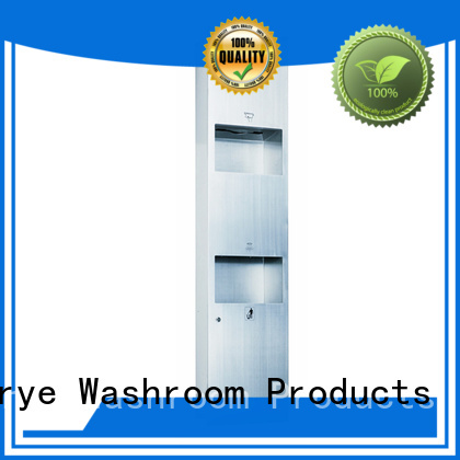 bobrick paper towel dispenser waste receptacle 2 in 1 for home Norye