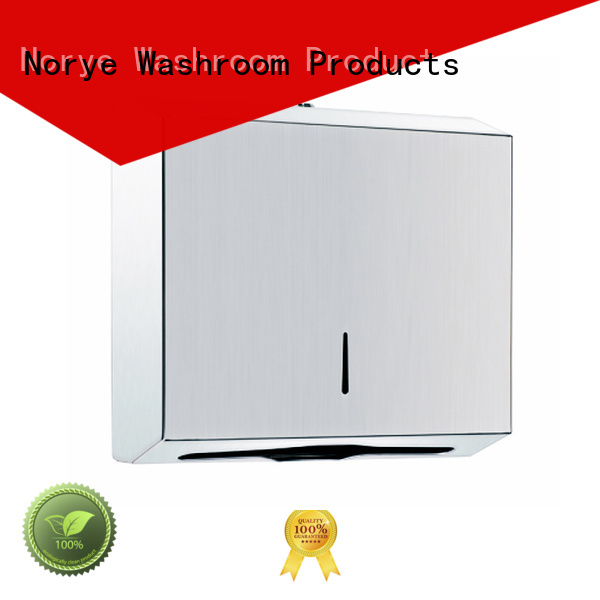 stainless commercial OEM towel dispenser Norye
