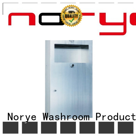 Norye convenient wall mounted waste receptacle inquire now for lavatory