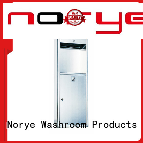 Norye top selling recessed paper towel holder suppliers for home