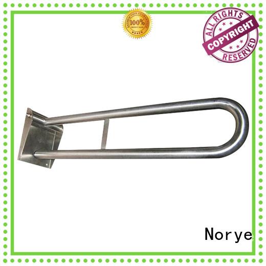 Norye Brand bath bathroom grab bar soap dish