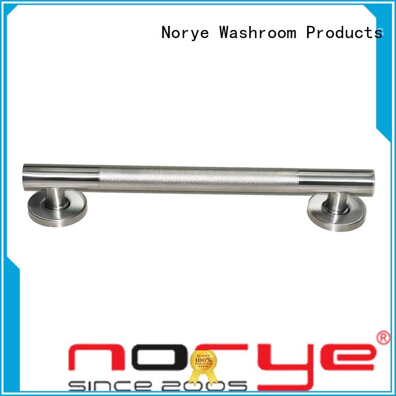 OEM restroom grab bars manufacturer for bathroom Norye