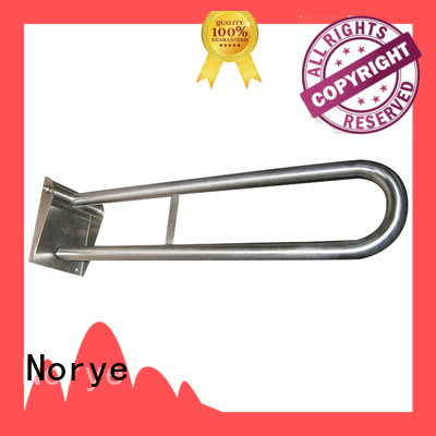 Norye brushed grab bars for elderly series for hotel