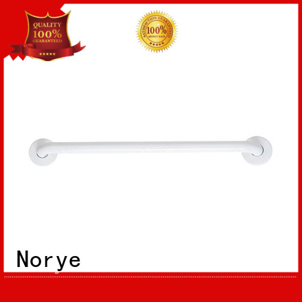grab bar soap dish shower steel Norye Brand grab bar