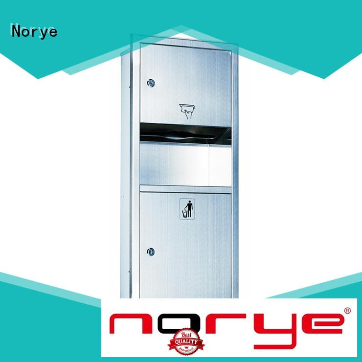 Norye paper towel trash combo best manufacturer for home