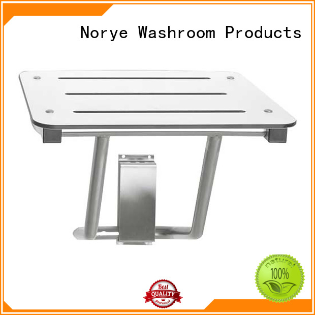 fold-down bath chair for disabled adults factory direct supply for washrooms Norye