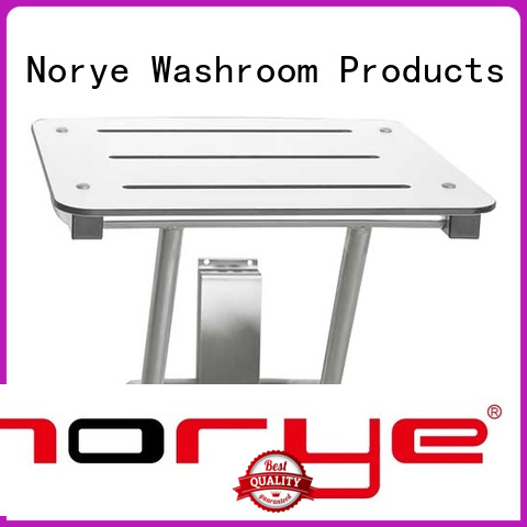Norye reliable folding bathroom chair from China for residential