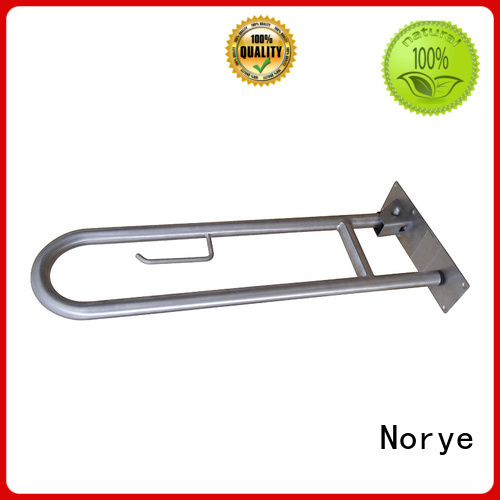 pproved bathroom safety grab bars supplier for hotel