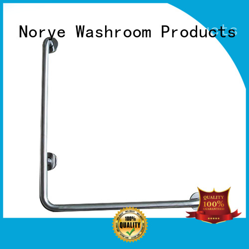 pproved swing up grab bar stainless steel for bathroom Norye
