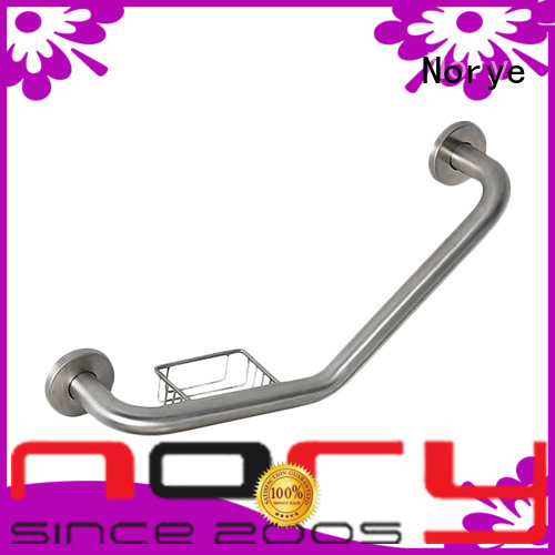 Norye handicap toilet grab bars supplier for hotel