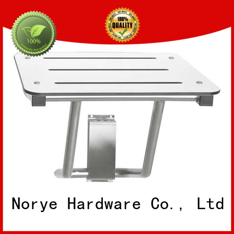 Norye Brand disabled mounted coated shower seat