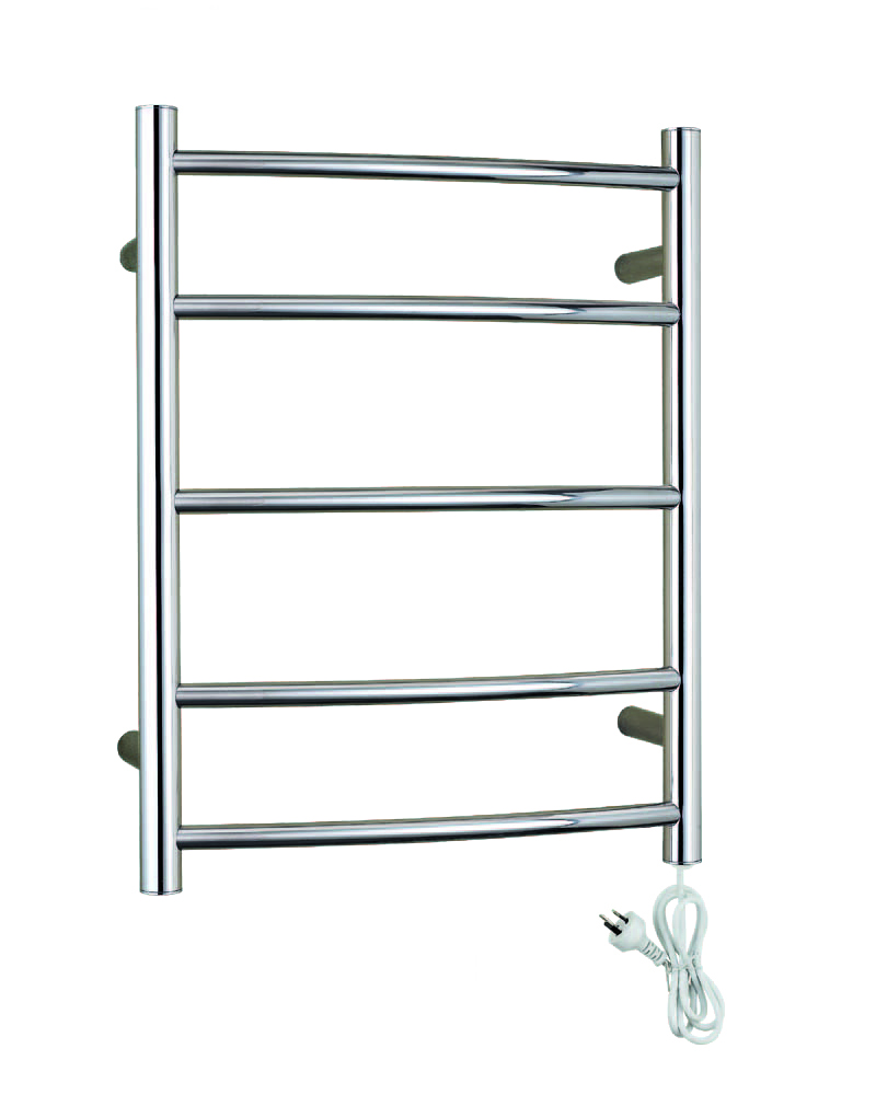 best value electric heated towel rail with thermostat supplier for bathroom-1