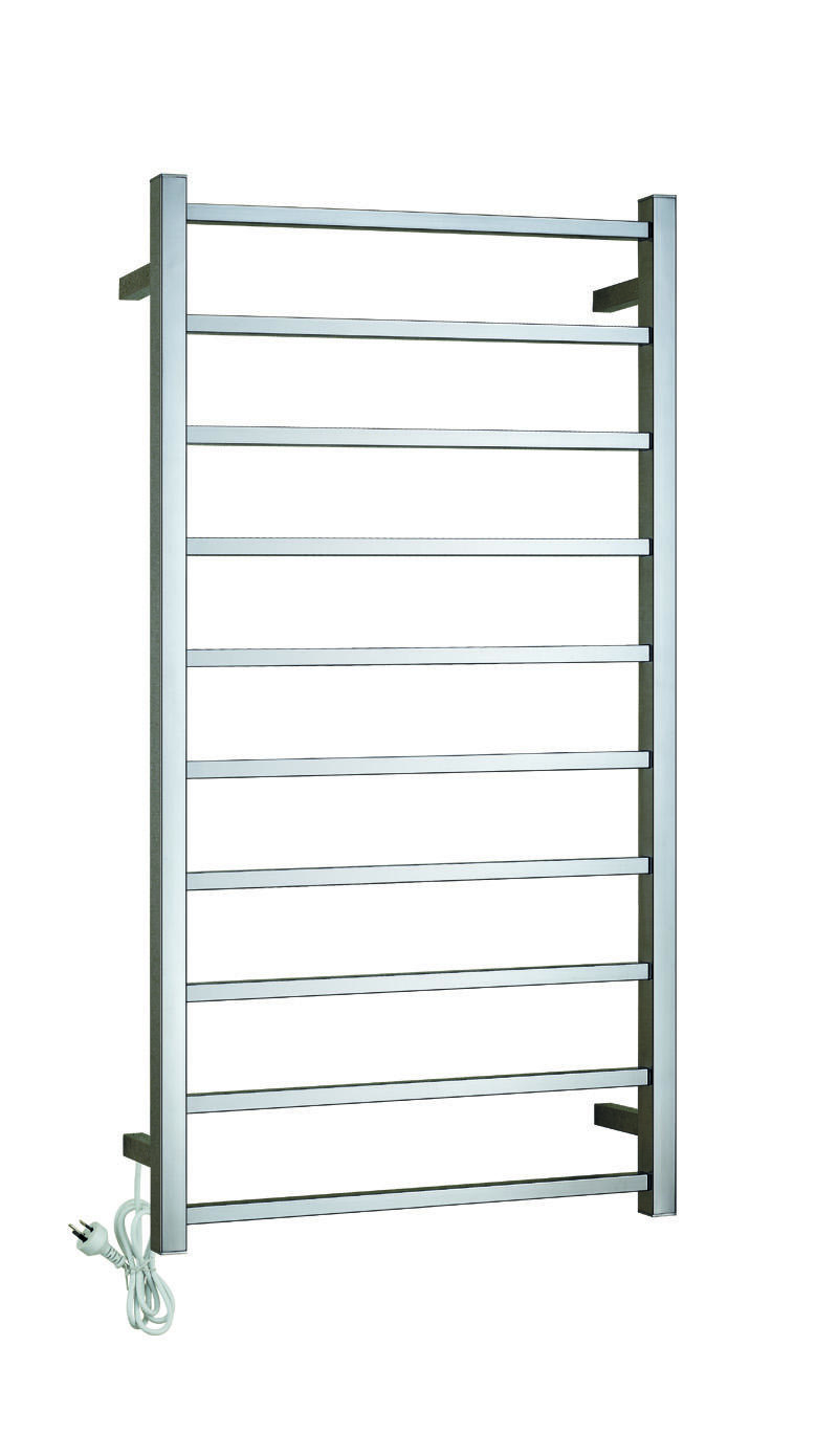 latest electric heated towel rail with thermostat factory direct supply for hotel-1