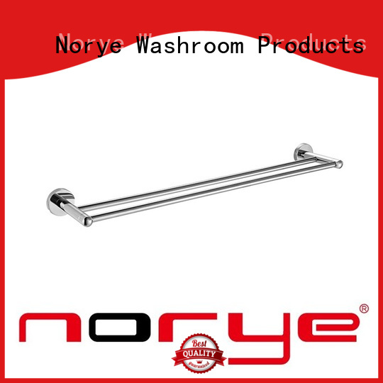 Norye top quality stainless steel paper towel dispenser with square base for home