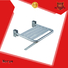 Norye durable folding shower seat with cushion pad for washrooms