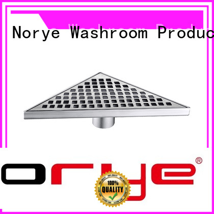 stainless steel bathroom floor drain from China for washrooms