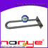 Norye brushed toilet grab bars series for bathroom