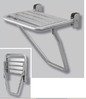 Stainless Shower Seat for Bathroom Folding bath seat
