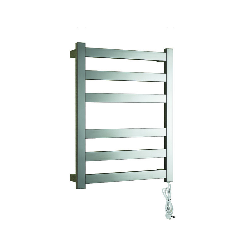 LS06 Heating Towel Warmer Bathroom Heating Vertical Electric Towel Rail