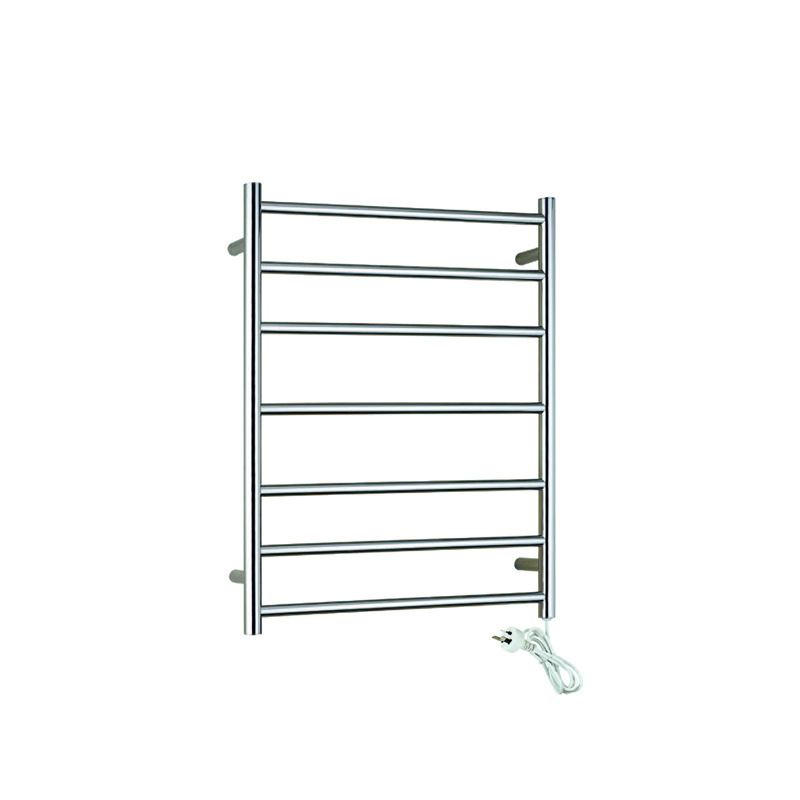 Heated Towel Rail-Classic-Round Series CR07-01/02S