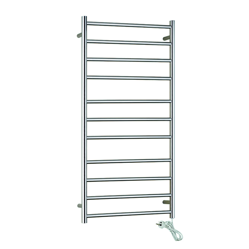 Heated Towel Warmer Rack Electric Drying Wall Mounted CR11-01/02S