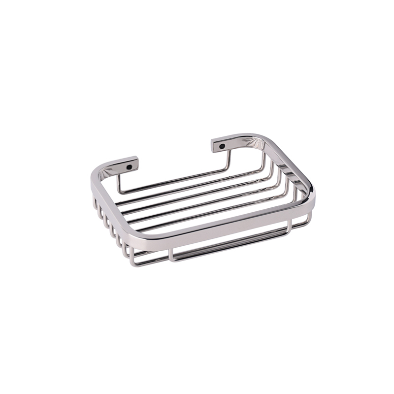 Stainless Steel 304 Soap Basket Brushed/Polished JC02