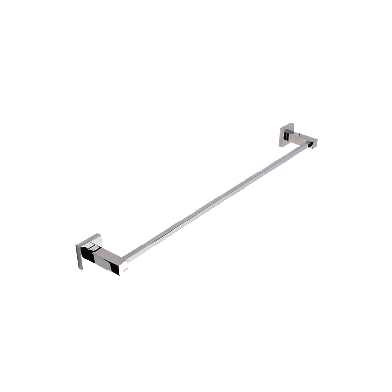 Stainless Bathroom Accessories Towel Rail with Square Base JD01