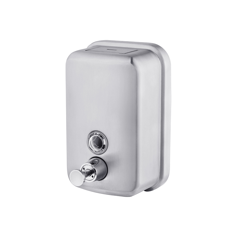 Manufacturer Stainless Steel 304 Soap Dispenser for Bathroom MA01