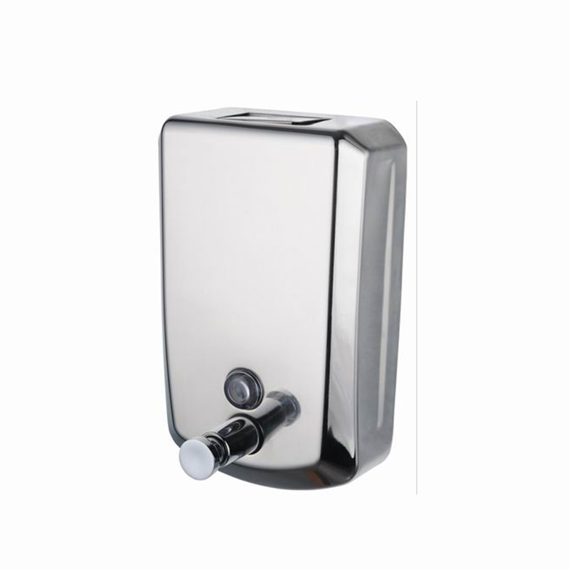 Norye Washroom Stainless Steel Liquid Soap Dispenser MB01