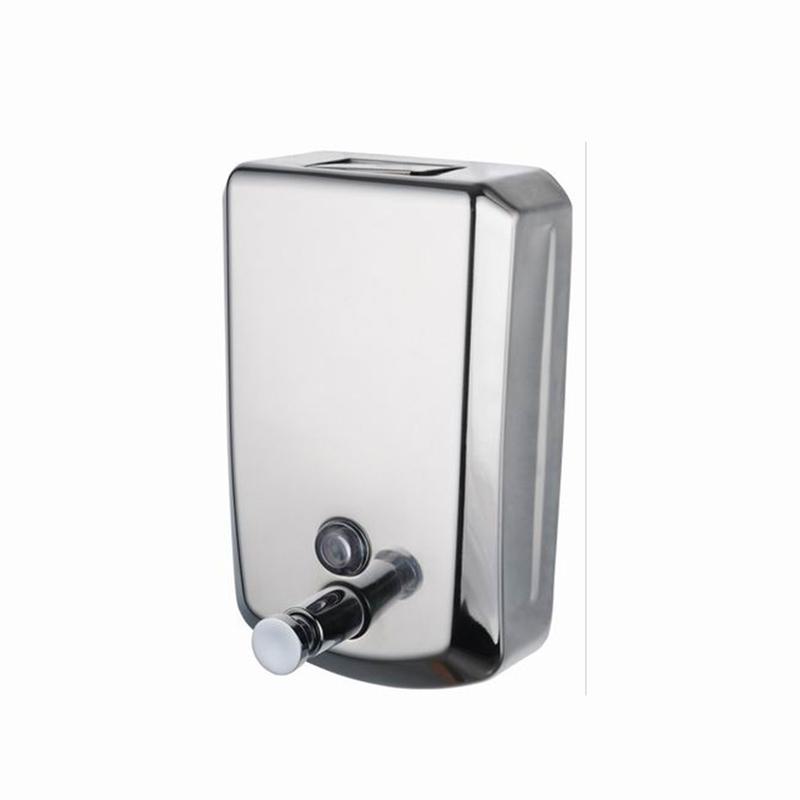 Norye Washroom Stainless Steel Liquid Soap Dispenser MB01