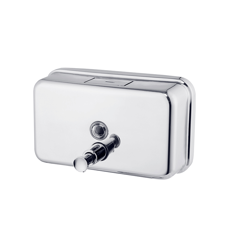 Norye Wall mount Liquid soap dispenser stainless steel MC01