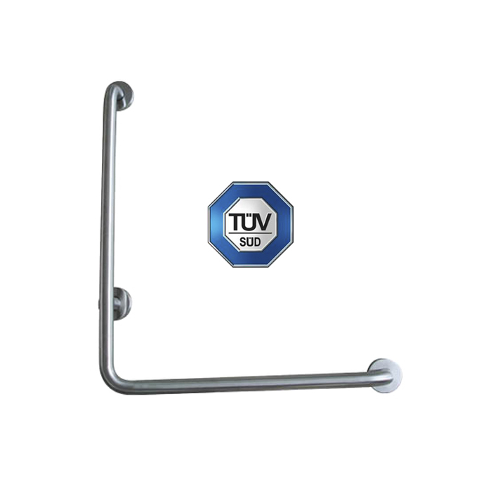 TUV Approved Safety Grab bar Stainless Steel Satin/powder coated white/Polished finish