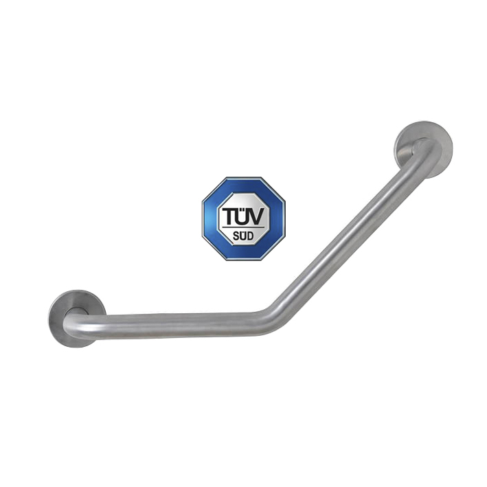 TUV Approved Bathroom Grab Bar for Disabled Stainless Steel
