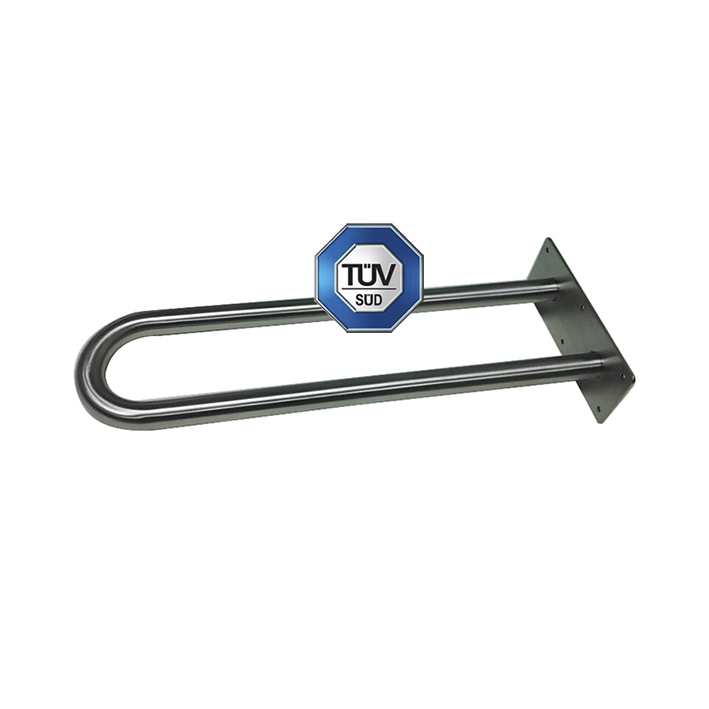 TUV Approved U-shaped Grab Bar for Safety with Stainless Steel