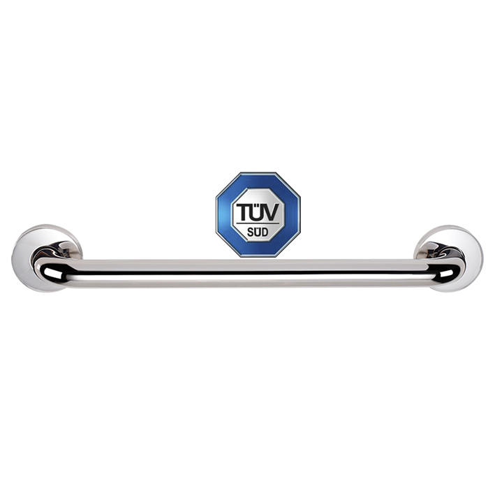 TUV Approved Stainless Steel Grab Bar for Safety