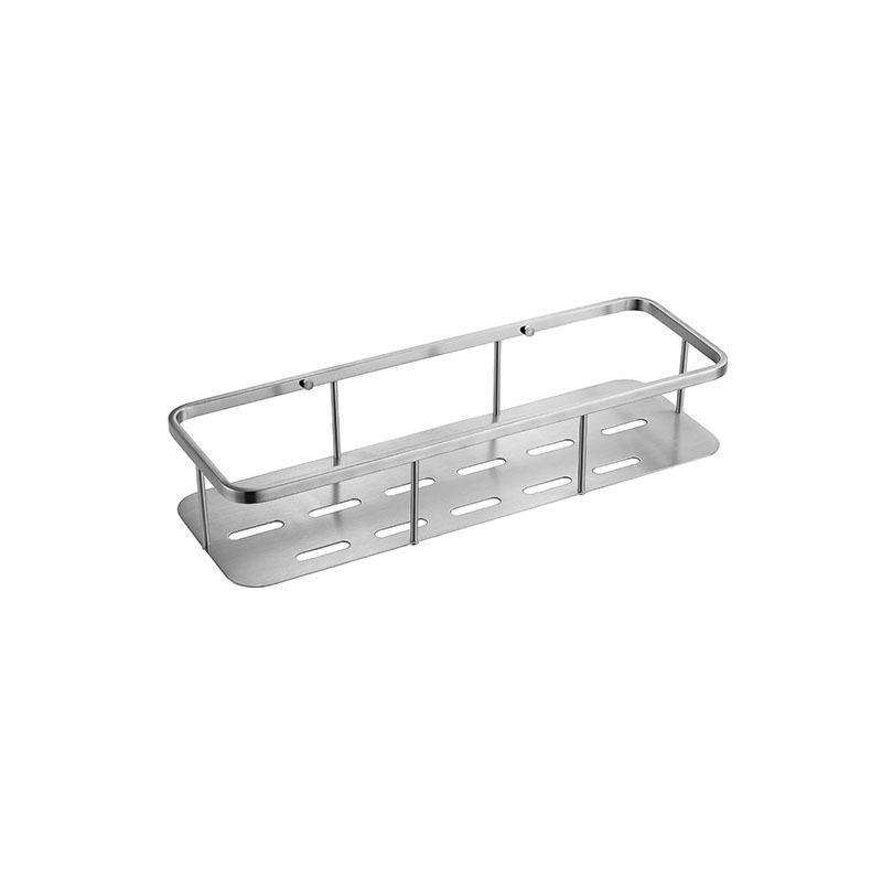 Stainless Steel Bathroom Accessories Shower Shampoo Basket JC05