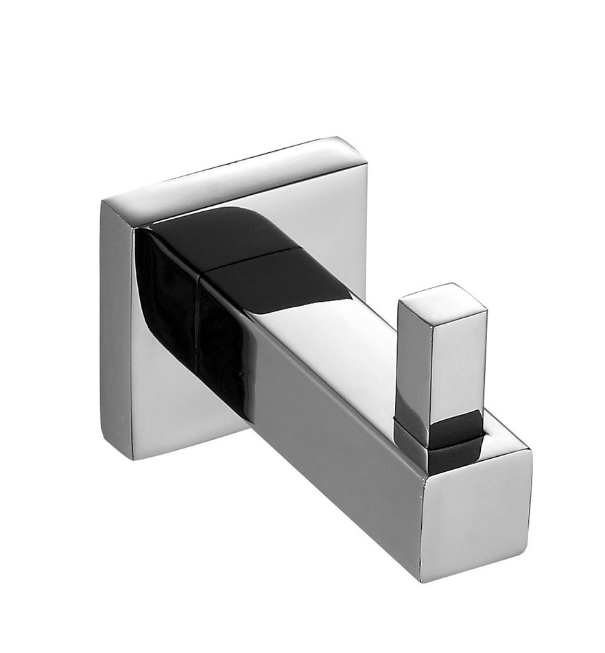 oem stainless steel washroom accessories with square base for washroom