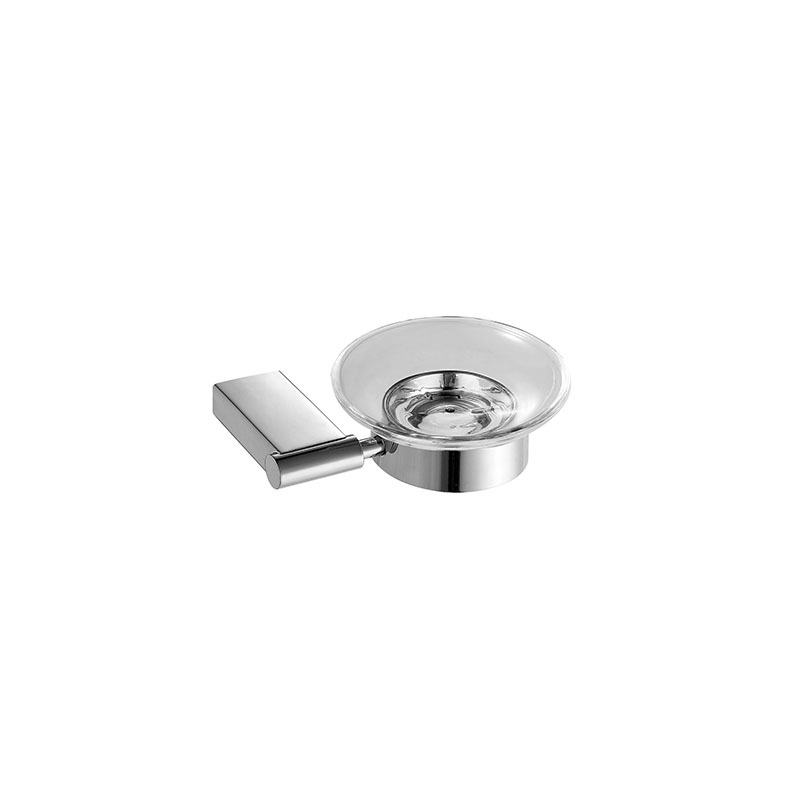 Wall-Mounted 304 Stainless Steel Soap Dish for Bathroom JE08