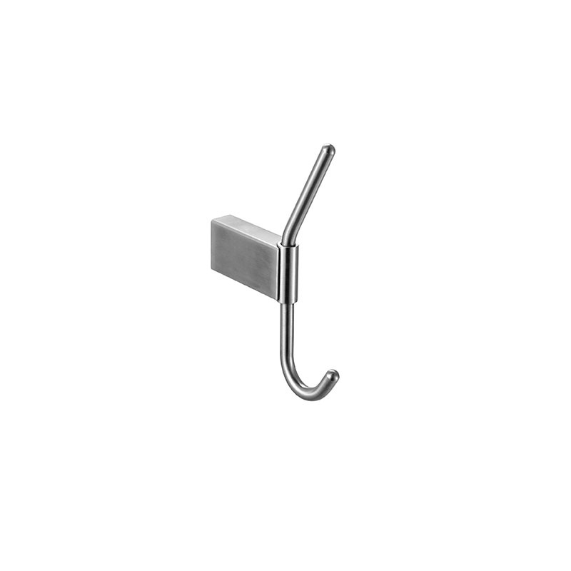 Stainless Steel Wall Mounted Bathroom Single Hook JE10