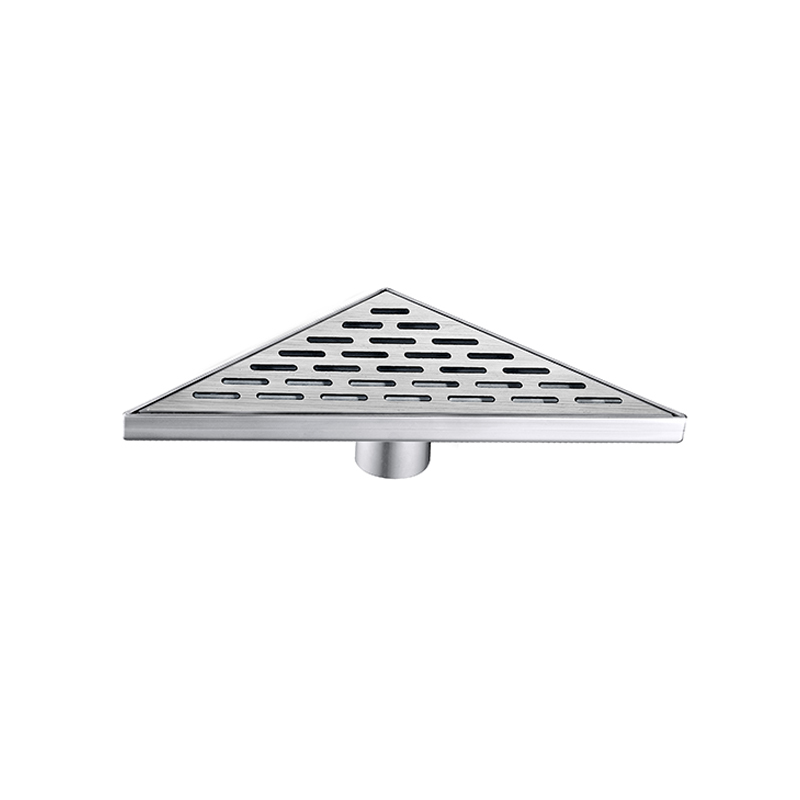 Bathroom Floor Drain for Shower Stainless Steel Material ZTY-01-13